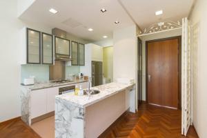 Home-Suites in Straits Quay, Penang, Apartmanok  Tanjung Bungah - big - 37