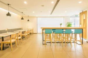Hanting Express Jinan Huaxin Road, Hotely  Jinan - big - 44