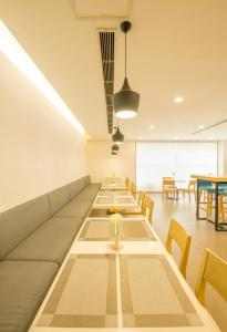 Hanting Express Jixi Railway Station, Hotels  Jixi - big - 26