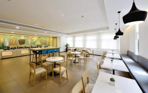 Hanting Express Jixi Railway Station, Hotels  Jixi - big - 20
