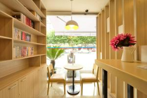 Hanting Express Jixi Railway Station, Hotels  Jixi - big - 37