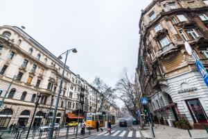 Gellért Premier Apartment, Apartmány  Budapešť - big - 18