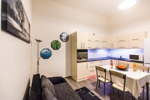 Gellért Premier Apartment, Apartmány  Budapešť - big - 21