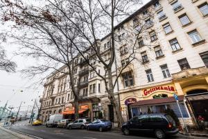 Gellért Premier Apartment, Apartmány  Budapešť - big - 16