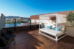 Suite Barcelona with private pool