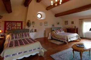 Domaine de Malouziès, Bed & Breakfasts  Fontiers-Cabardès - big - 10