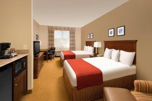 Country Inn & Suites by Radisson, Houston Intercontinental Airport East, TX, Hotely  Humble - big - 11