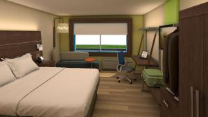 Holiday Inn Express & Suites - Commerce, Отели  Коммерс - big - 1