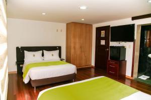 Hotel-Spa Casa de Lavim, Szállodák  Bogotá - big - 10