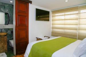 Hotel-Spa Casa de Lavim, Hotely  Bogotá - big - 13