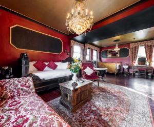 The Nightingale Hotel, Hotels  Shanklin - big - 16