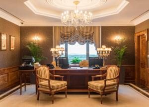 Fairmont Grand Hotel Kyiv, Hotely  Kyjev - big - 43