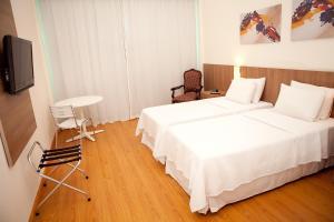Premier Parc Hotel, Hotely  Juiz de Fora - big - 9