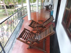 Crescent Sea Resort, Resort  Nilaveli - big - 6