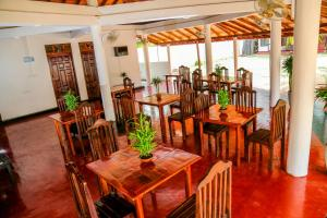 Crescent Sea Resort, Resort  Nilaveli - big - 34