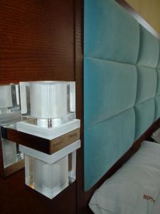 Vergos Hotel, Апарт-отели  Вурвуру - big - 52