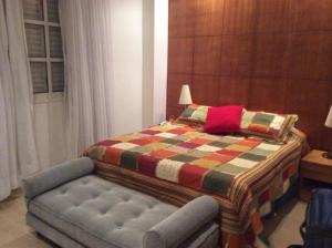 Flat South Beach, Aparthotels  Rio de Janeiro - big - 22