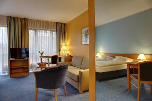 Centro Park Hotel Berlin-Neukölln, Hotel  Berlino - big - 14