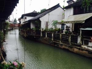 Mo Du Hou Hua Yuan Apartment, Apartmány  Šanghaj - big - 17