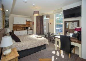 Riverside Guest House, Penzióny  Norwich - big - 27