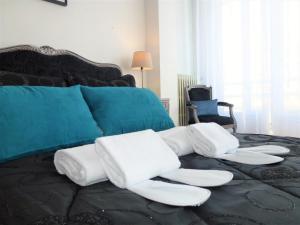Luckey Homes Apartments - Boulevard Gambetta, Apartmány  Nice - big - 14