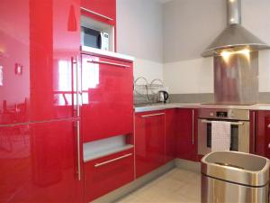 Luckey Homes Apartments - Boulevard Gambetta, Apartmány  Nice - big - 10