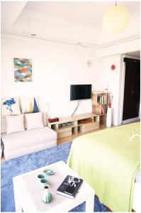 Home of Bamboo, Privatzimmer  Shanghai - big - 8