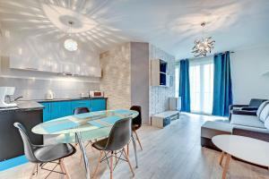 Apartamenty Apartinfo Sadowa, Apartmány  Gdaňsk - big - 72