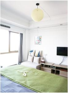 Home of Bamboo, Privatzimmer  Shanghai - big - 7