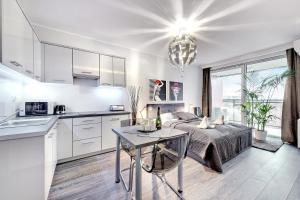 Apartamenty Apartinfo Sadowa, Ferienwohnungen  Danzig - big - 11