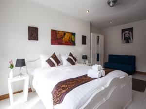 5 Bedroom Villa in Fisherman's Village, Vily  Bophut  - big - 13