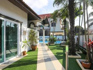 5 Bedroom Villa in Fisherman's Village, Ville  Bophut  - big - 42