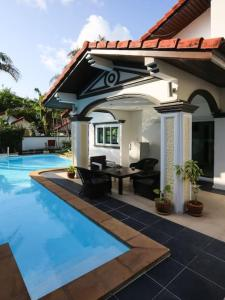 5 Bedroom Villa in Fisherman's Village, Ville  Bophut  - big - 43
