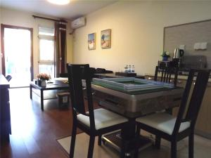 The Modern Holiday Villa Beijing Gubeikou Branch, Apartments  Miyun - big - 46