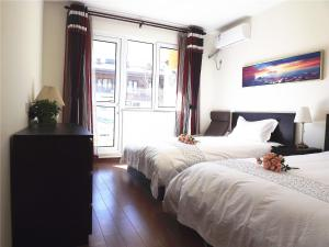 The Modern Holiday Villa Beijing Gubeikou Branch, Apartments  Miyun - big - 60
