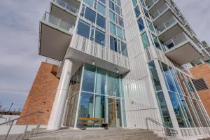 Luxury Sub-Penthouse – Downtown Riverfront, Apartmánové hotely  Calgary - big - 18
