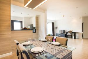 Two-Bedroom Executive Apartment
