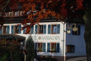 Hotel Sarbacher, Hotely  Gernsbach - big - 24