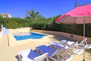 Villas Costa Calpe - Jose Luis, Case vacanze  Calpe - big - 6