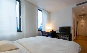 Aqua Hotel Brussels.  Foto 13