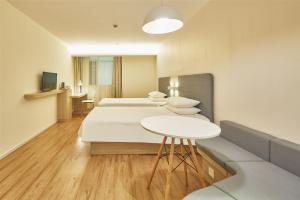 Hanting Express Jixi Railway Station, Hotels  Jixi - big - 23