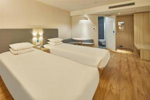 Hanting Express Jixi Railway Station, Hotels  Jixi - big - 22