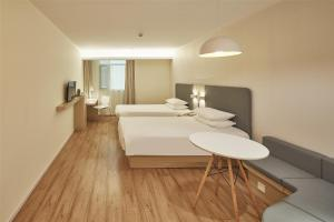 Hanting Express Jixi Railway Station, Hotels  Jixi - big - 8
