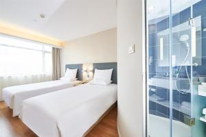 Hanting Express Jixi Railway Station, Hotels  Jixi - big - 9