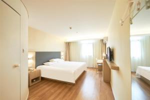 Hanting Express Jixi Railway Station, Hotels  Jixi - big - 10