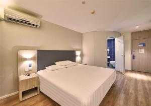 Hanting Express Jixi Railway Station, Hotels  Jixi - big - 31