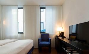 Aqua Hotel Brussels.  Foto 11