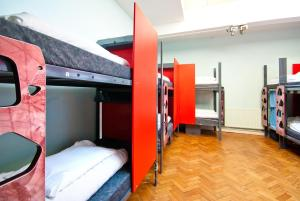 Bed in Mixed Dormitory Room for 18 people