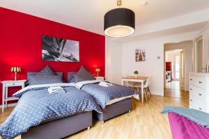 Apart2Stay, Appartamenti  Düsseldorf - big - 156