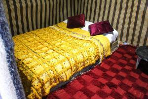 NasserPalace Hotel & Bivouacs, Luxusné stany  Merzouga - big - 19